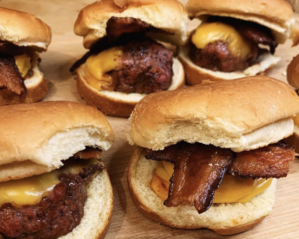 ⚡️All American Classic Beef Sliders - October 19th