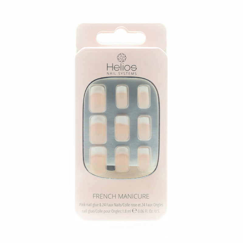 FRENCH MANICURE ARTIFICIAL NAILS