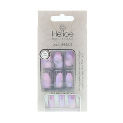 GEL EFFECT ARTIFICIAL NAILS