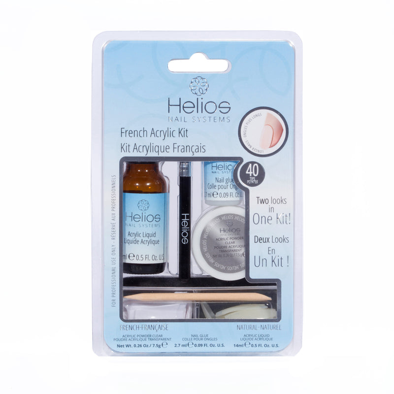 FRENCH ACRYLIC KIT