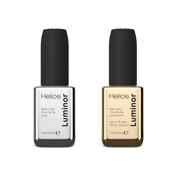LUMINOR BASE & TOP COAT SET