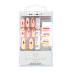 GODDESS ARTIFICIAL NAILS - HGOD0031