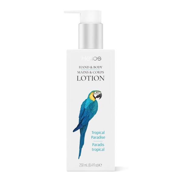 HELIOS MACAW HAND & BODY LOTION