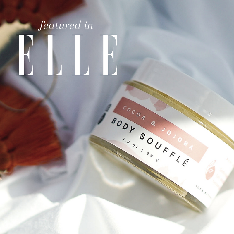 Cocoa and Jojoba Body Soufflé • Travel Mini - London Grant