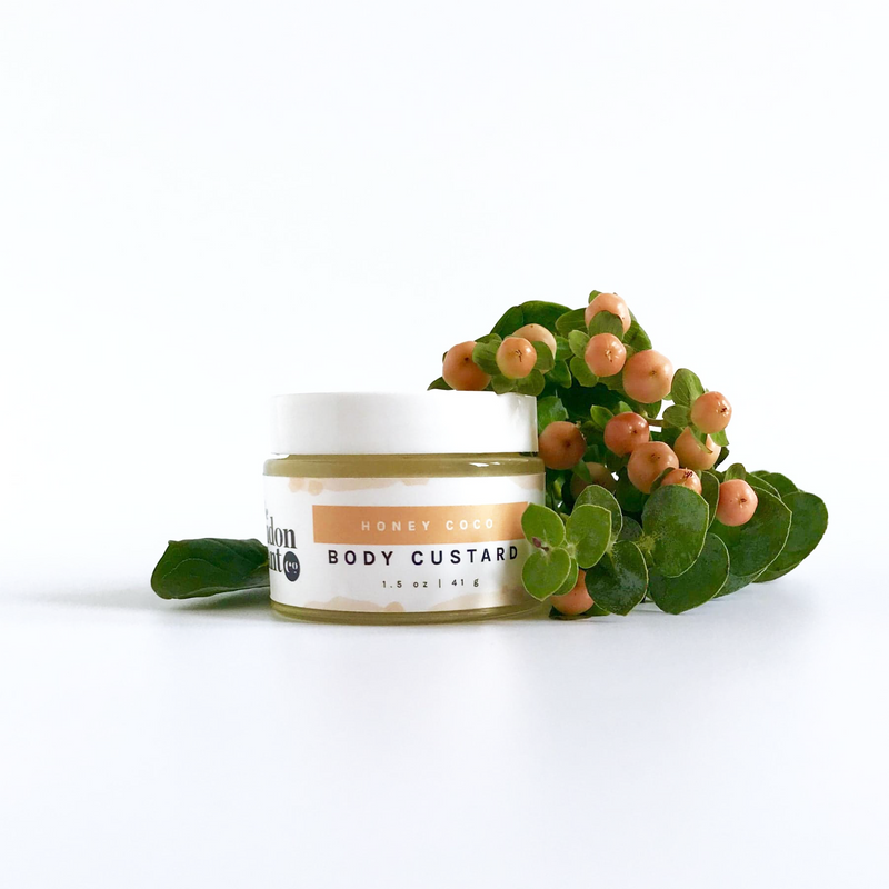 Honey Coco Body Custard - London Grant