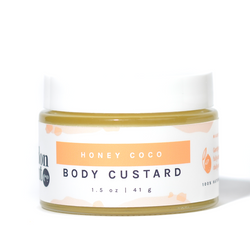 Honey Coco Body Custard
