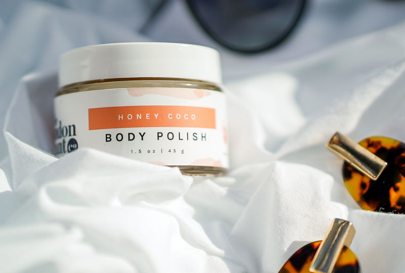 Honey Coco Body Polish • Travel Mini - London Grant
