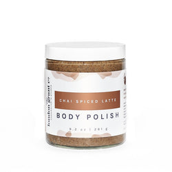 Chai Spiced Latte Body Polish (Winter Edition) - London Grant