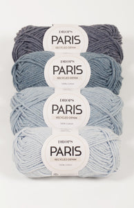 Drops Paris - Recycled Denim