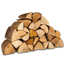 Load image into Gallery viewer, Kiln Dried Hardwood Logs. Sustainably Sourced Firewood. Includes Free Kindling.