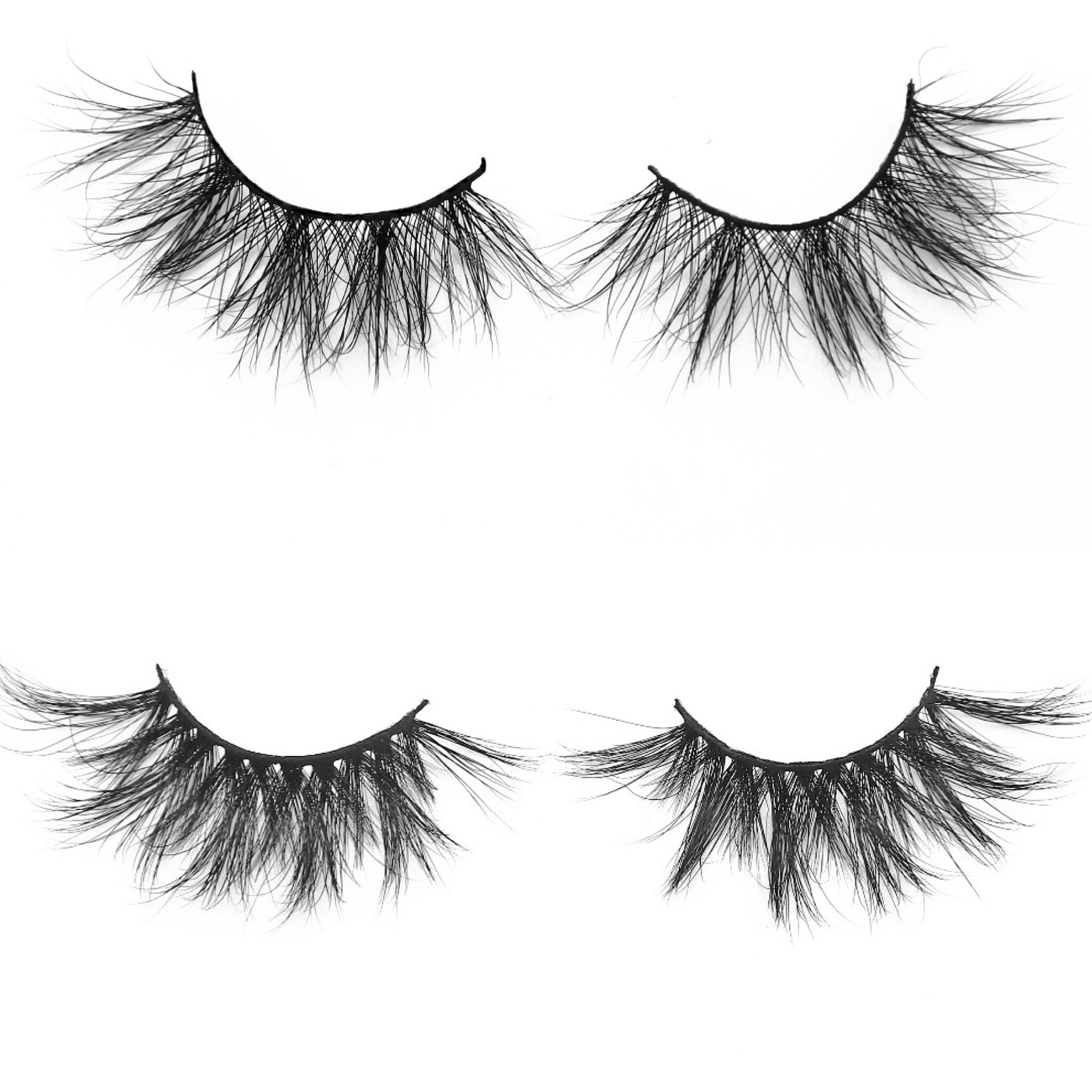 2 SETS OF LASHES