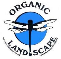 Organic Landscape Sign Dragonfly