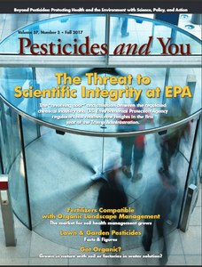 Pesticides and You Fall 2017 Volume 37, Number 3