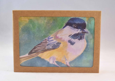 Montana Birds card set
