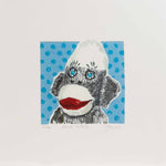 Load image into Gallery viewer, Vintage Sock Monkey: Blue Eyes