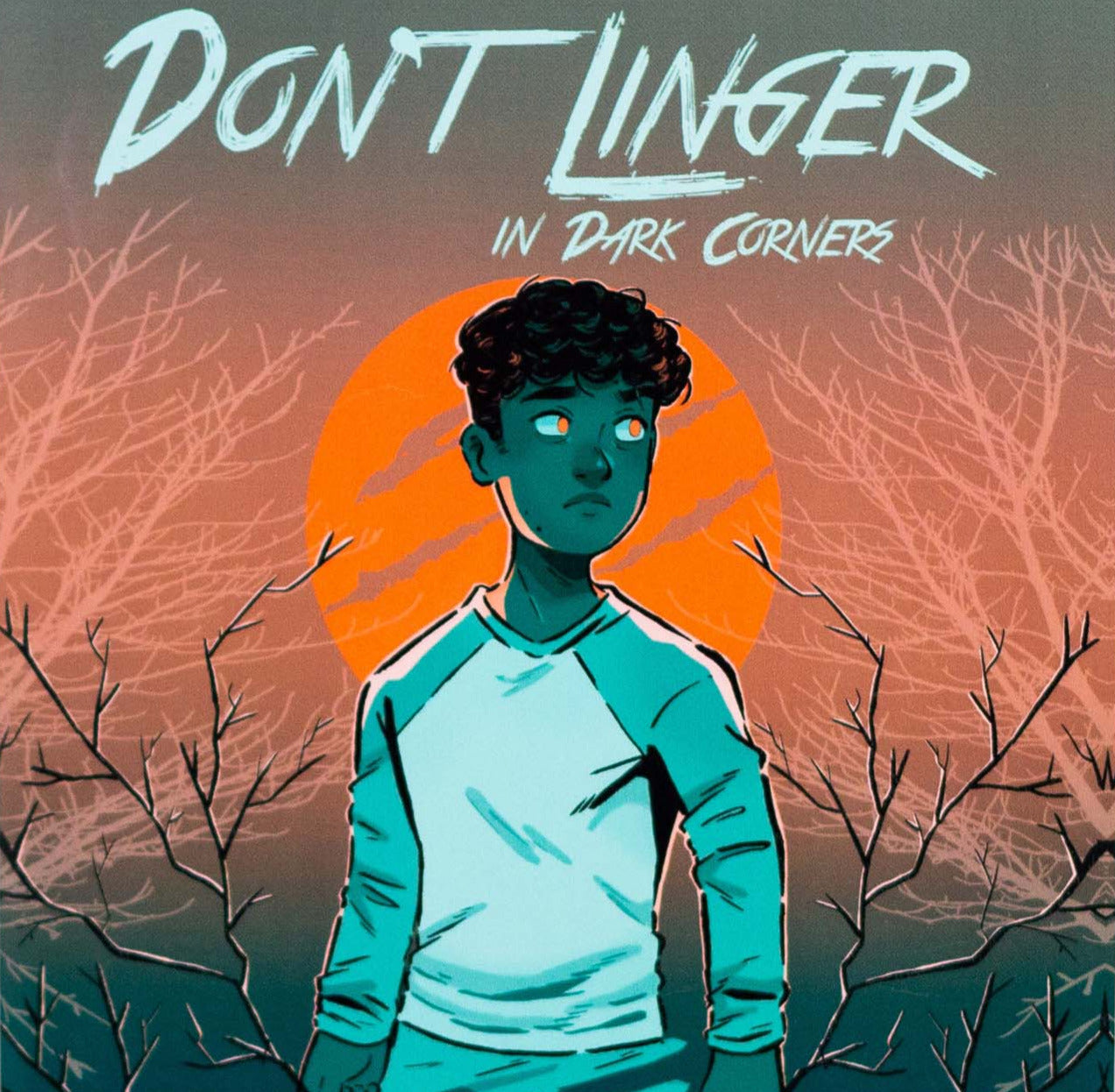 Don't Linger in Dark Corners, graphic novel