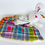Load image into Gallery viewer, Bunny Blanket, soft sculpture plushie
