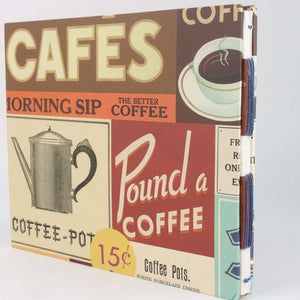 Coffee Lover's Hardcover Sketchbooks