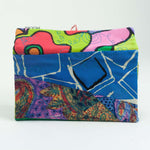 Load image into Gallery viewer, Silk Clutch Purse, hand painted silk