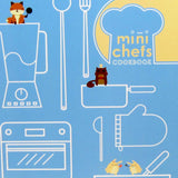 Mini Chefs Cookbook by Shalaya Holliday