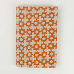 Load image into Gallery viewer, Terracotta Collection Repurposed Fabric Note Pads Small Size