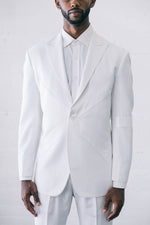 """X Marks the spot"" White Hot Suit"