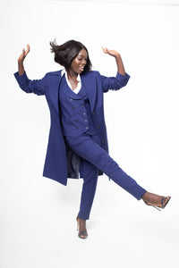 Mad about Blue 3-piece  Suit