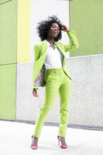 Key Lime Suit