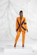 "Womens ""X marks the spot""  pants suit"