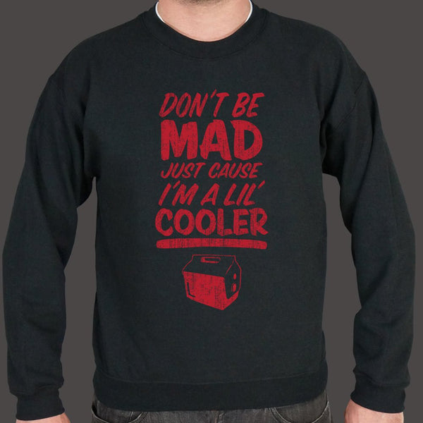 Don't Be Mad Cause I'm A Lil' Cooler Sweater (Mens) - get-accessories