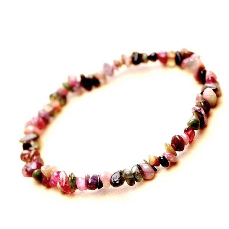 Colorful Tourmaline Bracelet Jewelry For Female Accessories - get-accessories