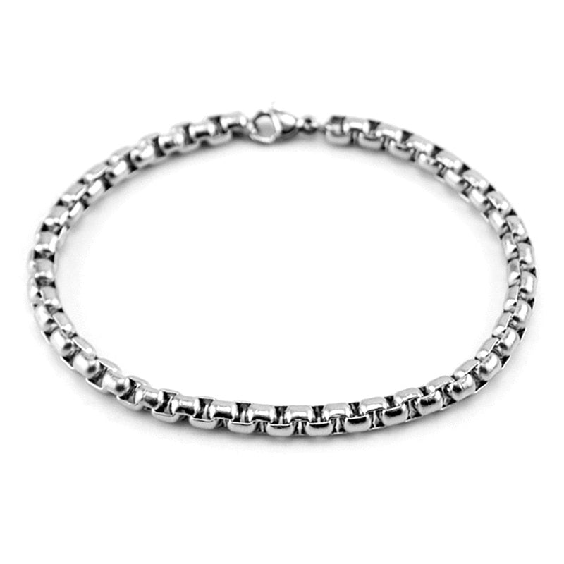 Men Stainless Steel Bracelet - get-accessories