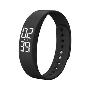 T5S Sports Calories Pedometer Smart Wristband Watch - get-accessories