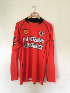 2002/03 Excelsior Away Centenary L/S Shirt *MINT* (XL)