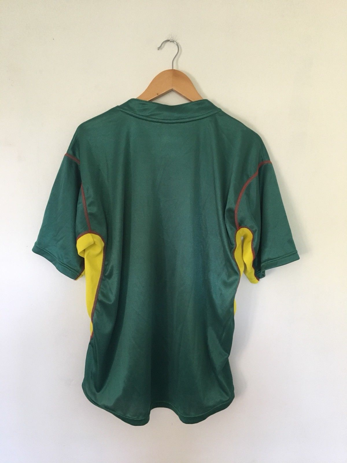 1999/01 Cameroon Home Shirt (L) 8/10