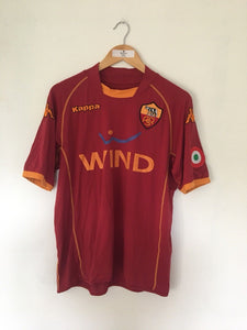 2008/09 Roma Home Shirt (XL)
