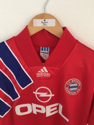 1991/93 Bayern Munich Home Shirt (S) 8.5/10