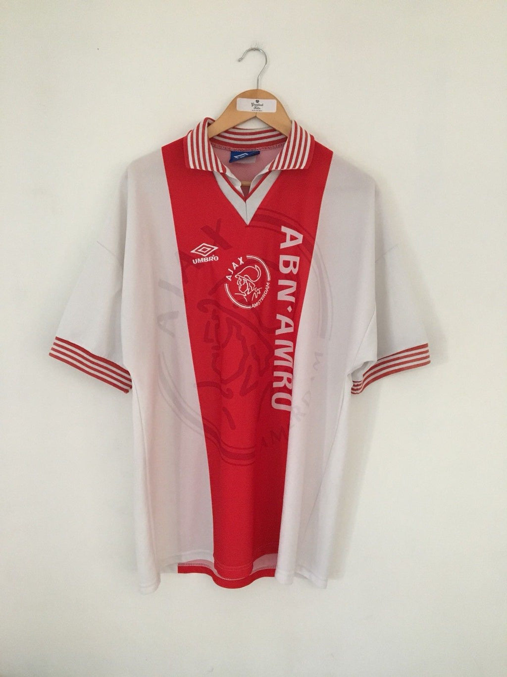 1995/96 Ajax Home Shirt (XL)