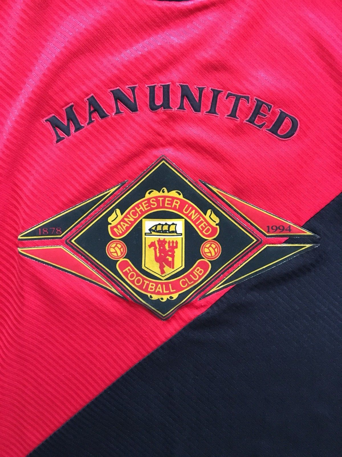 1994/95 Manchester United Training Shirt (L)