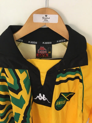 1998/00 Jamaica Home Shirt *w/Tags* (S)