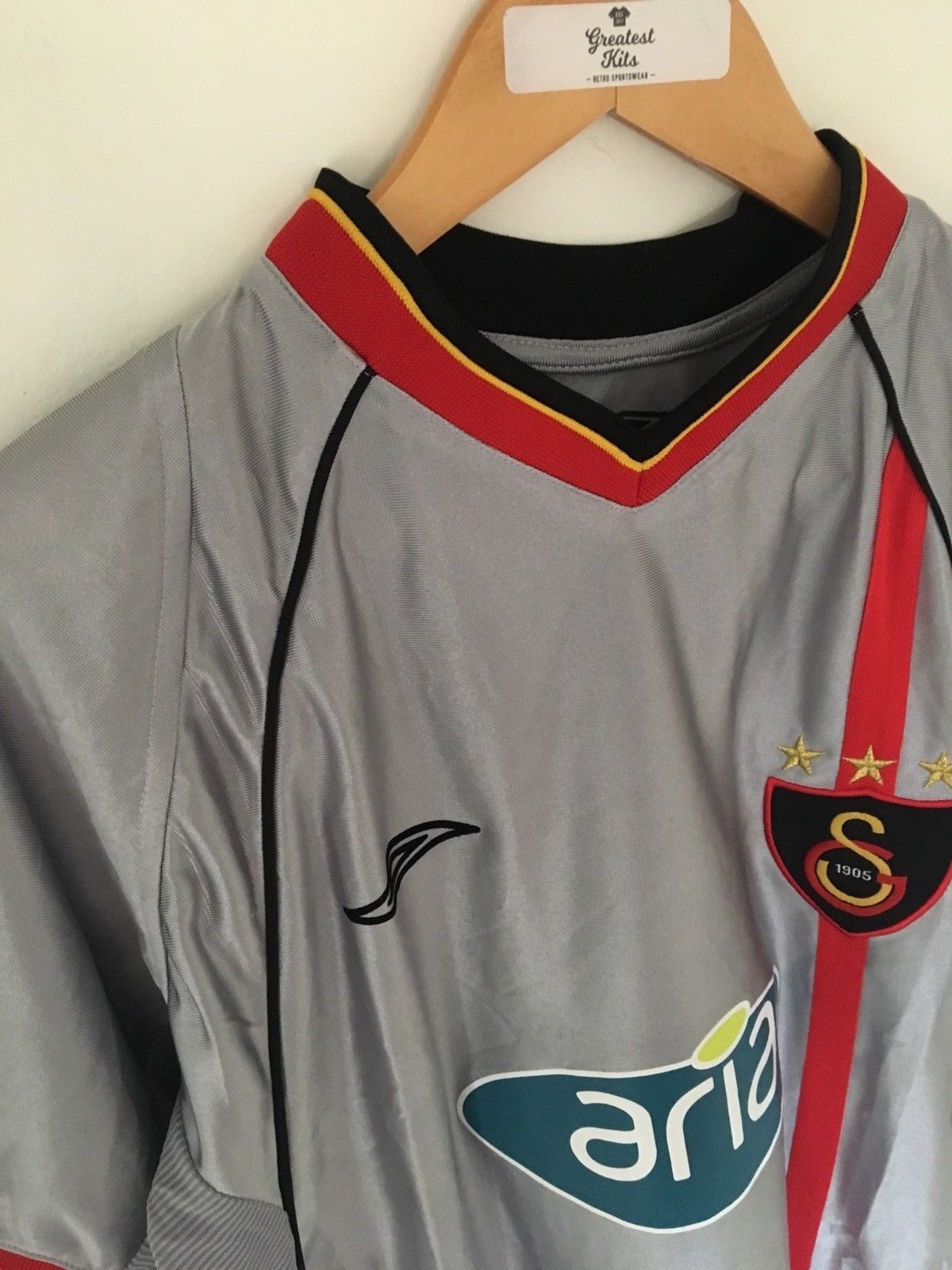 2002/03 Galatasaray Fourth Shirt *w/Tags* (L)