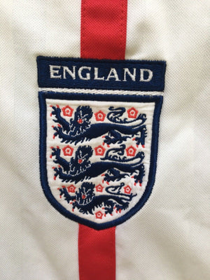 2001/03 England Home Shirt (XXL) 6.5/10