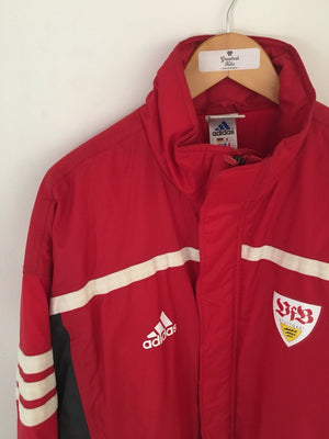 2000/02 Stuttgart Bench Coat (M/L) 9/10
