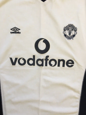 2000/01 Manchester United Training Shirt (L) 8/10