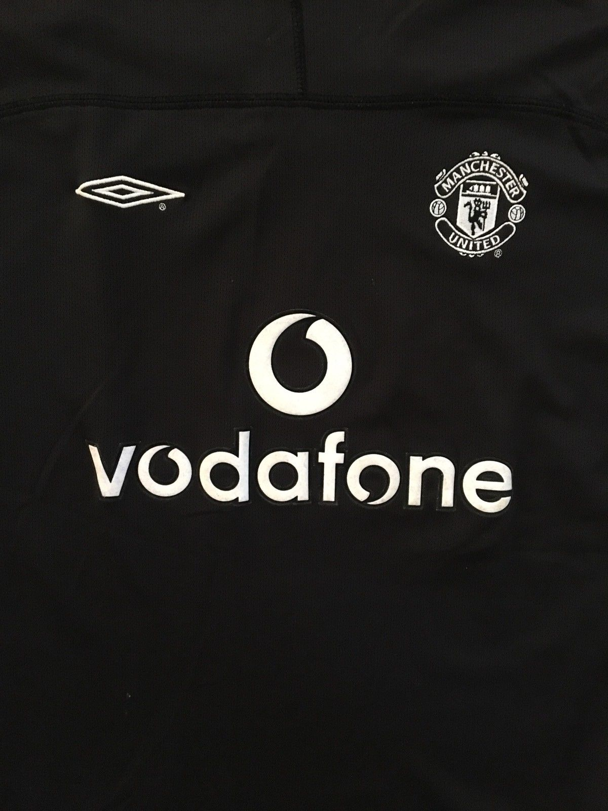 2000/01 Manchester United Training Shirt (L)