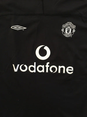 2000/01 Manchester United Training Shirt (L) 8.5/10