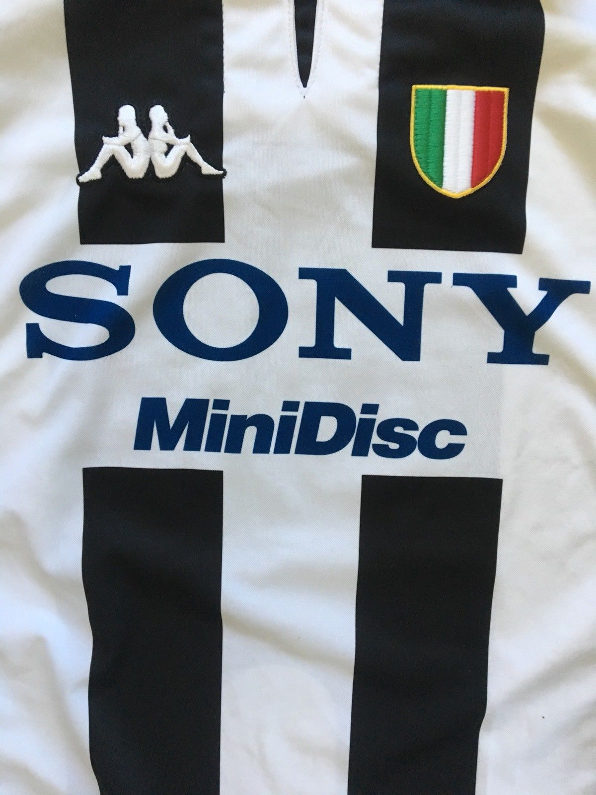 1997/98 Juventus Home Centenary Shirt #24 (XL)