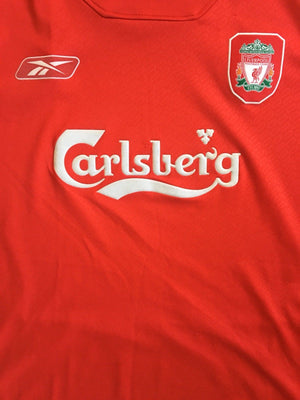 2004/06 Liverpool Home Shirt (XL)