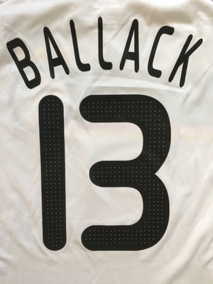 2008/09 Germany Home Shirt Ballack #13 (M)