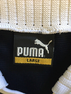 Vintage 90s Puma King Training Shirt (L)